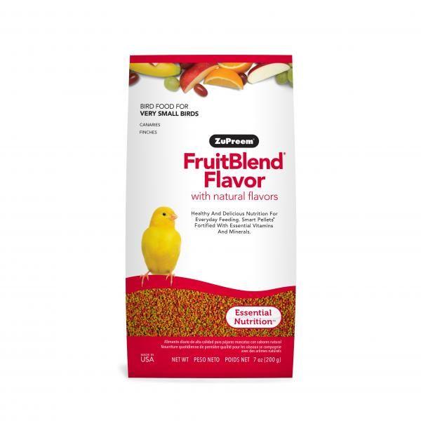 ZuPreem FruitBlend Extra Small 200 g