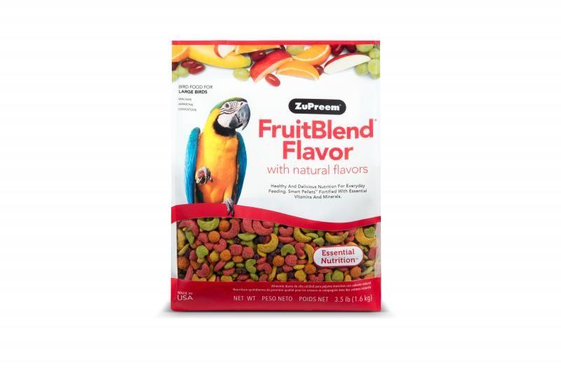 ZuPreem FruitBlend Large 1,58 kg