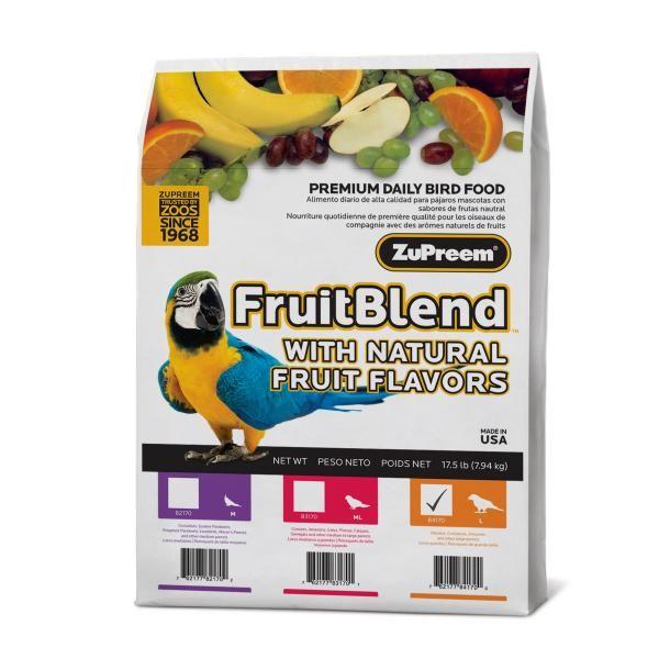 ZuPreem FruitBlend Large 15,88 kg