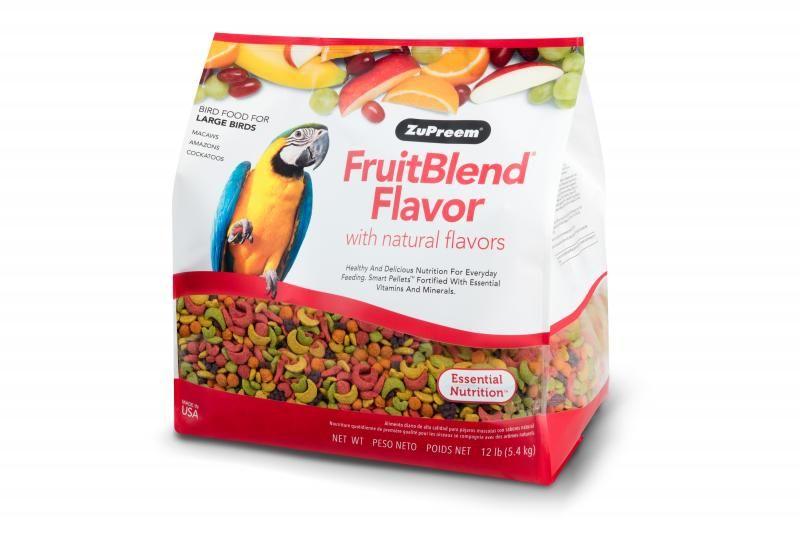 ZuPreem FruitBlend Large 5,44 kg
