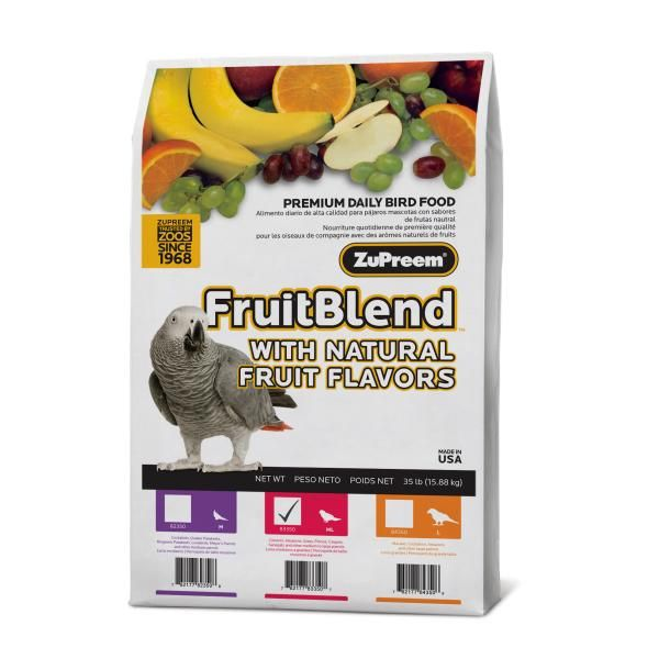 ZuPreem FruitBlend Medium/Large 15,88 kg