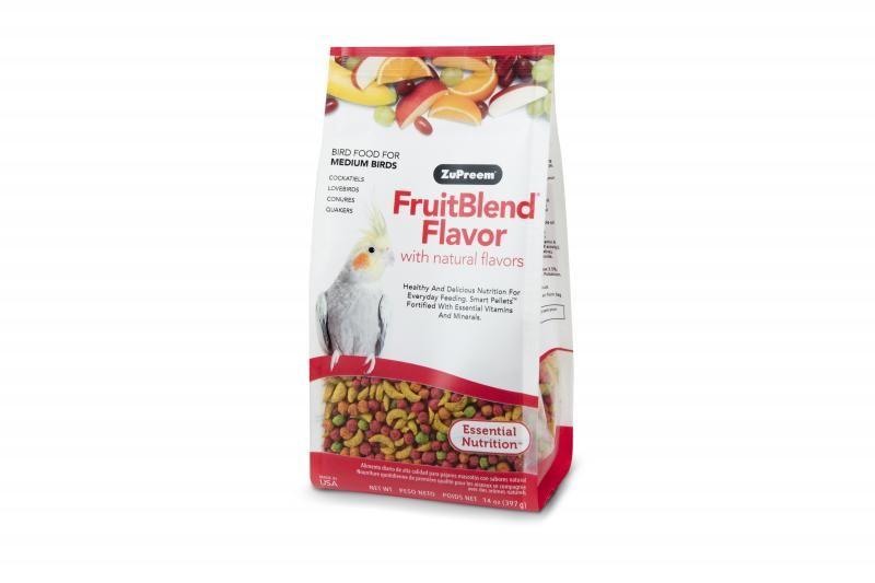 ZuPreem FruitBlend Medium 0,9 kg