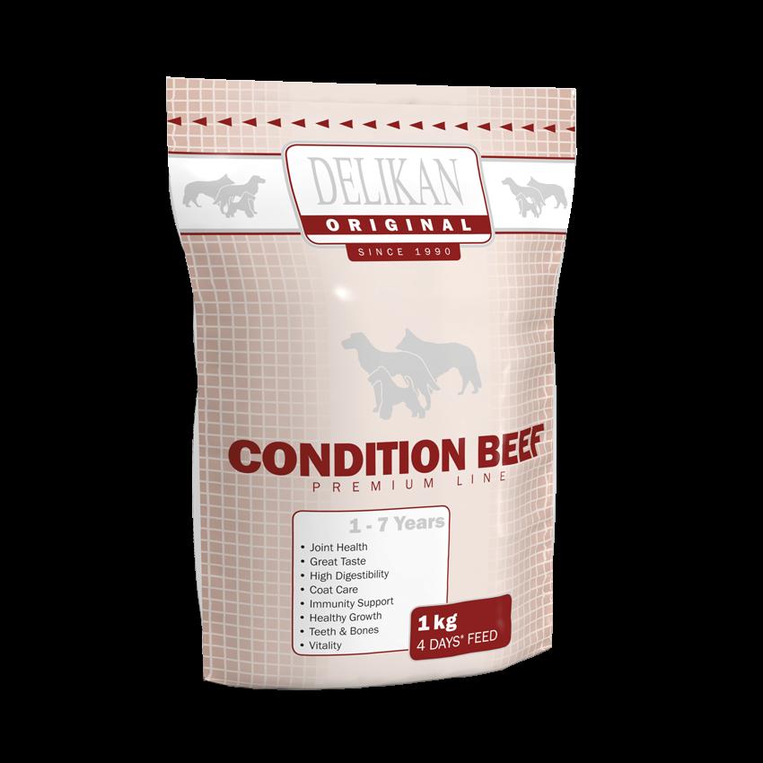 DELIKAN ORIGINAL – CONDITION BEEF 1 KG