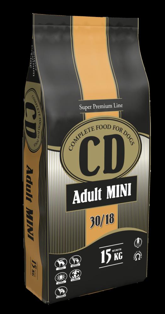 CD ADULT MINI - 15 KG