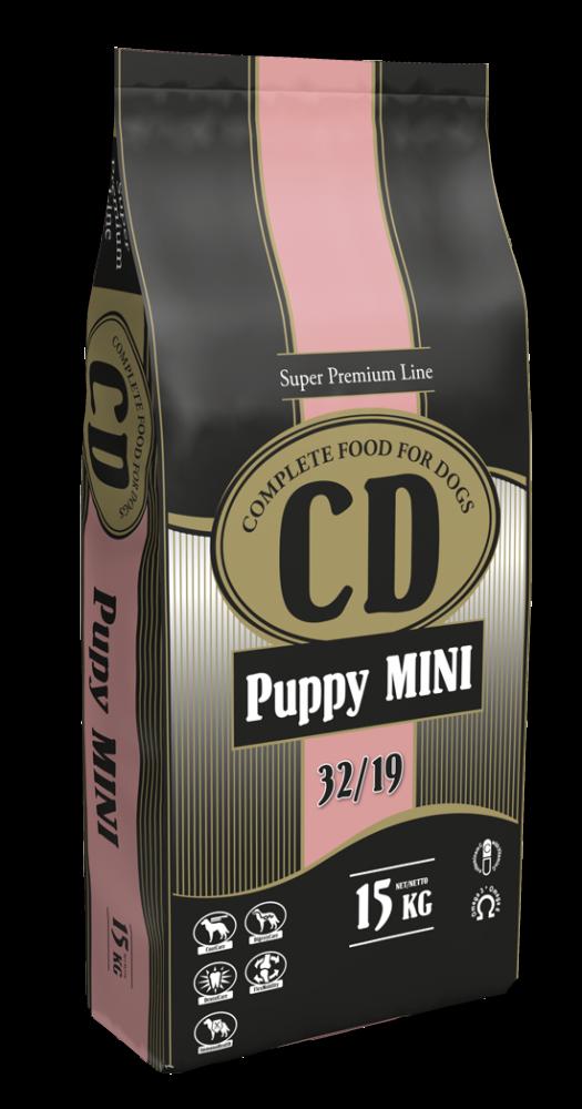 CD PUPPY MINI - 15 KG
