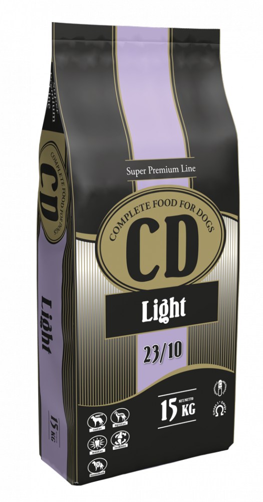 CD LIGHT - 15 KG