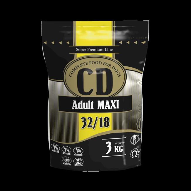 CD ADULT MAXI - 3 KG