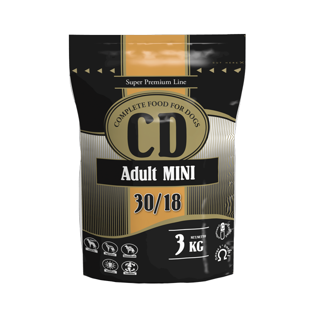 CD ADULT MINI - 3 KG