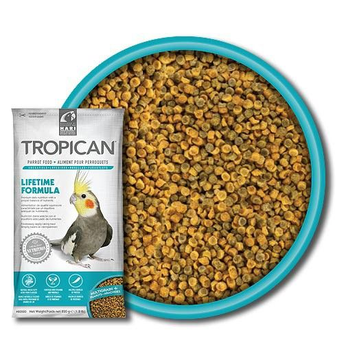 TROPICAN - Alternative Formula - 1kg