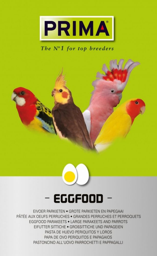 Vaječné směsi pro Papoušky s korýši a hmyzem 1 kg