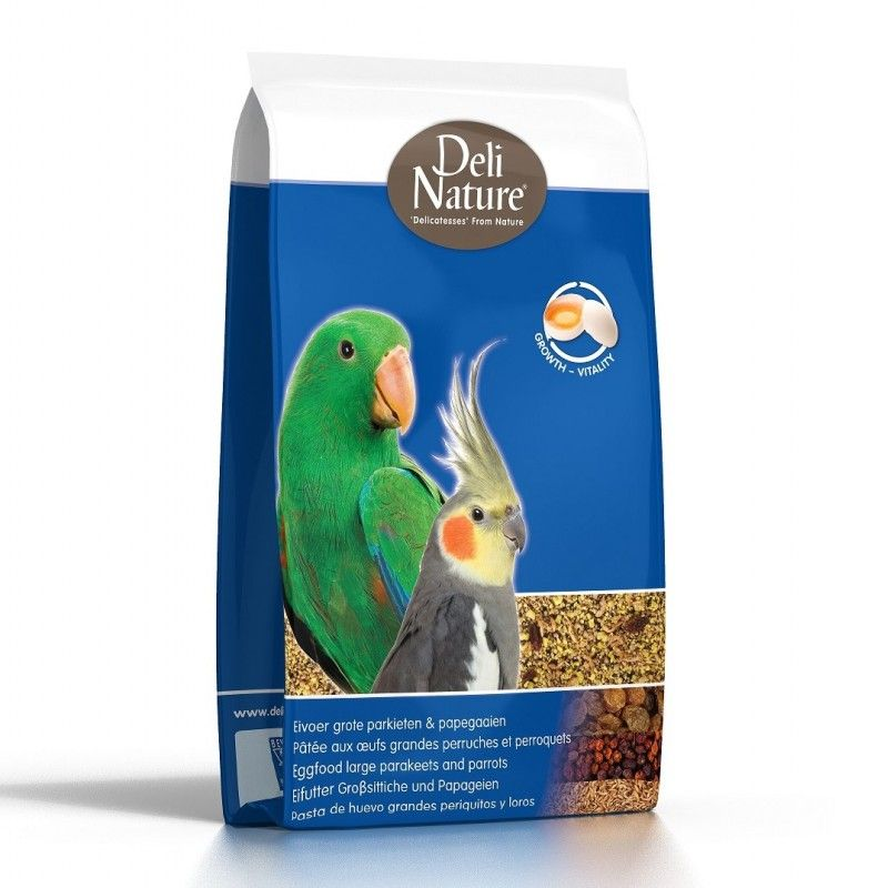 Vaječné směsi pro Papoušky - 1 kg Velký papoušek