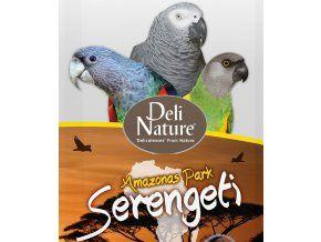 Nakličovací Směs pro Střední Papoušky - 1 kg