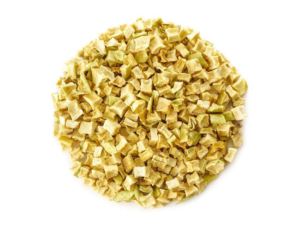 Jablka sušená kostky - 1 kg