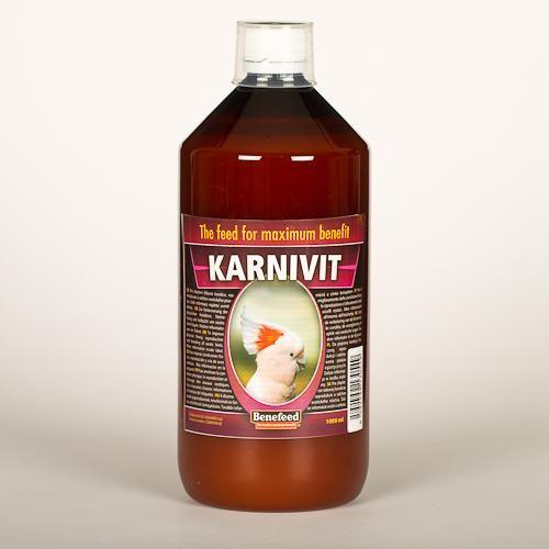 Karnivit ( Aquakar ) exot 1 litr