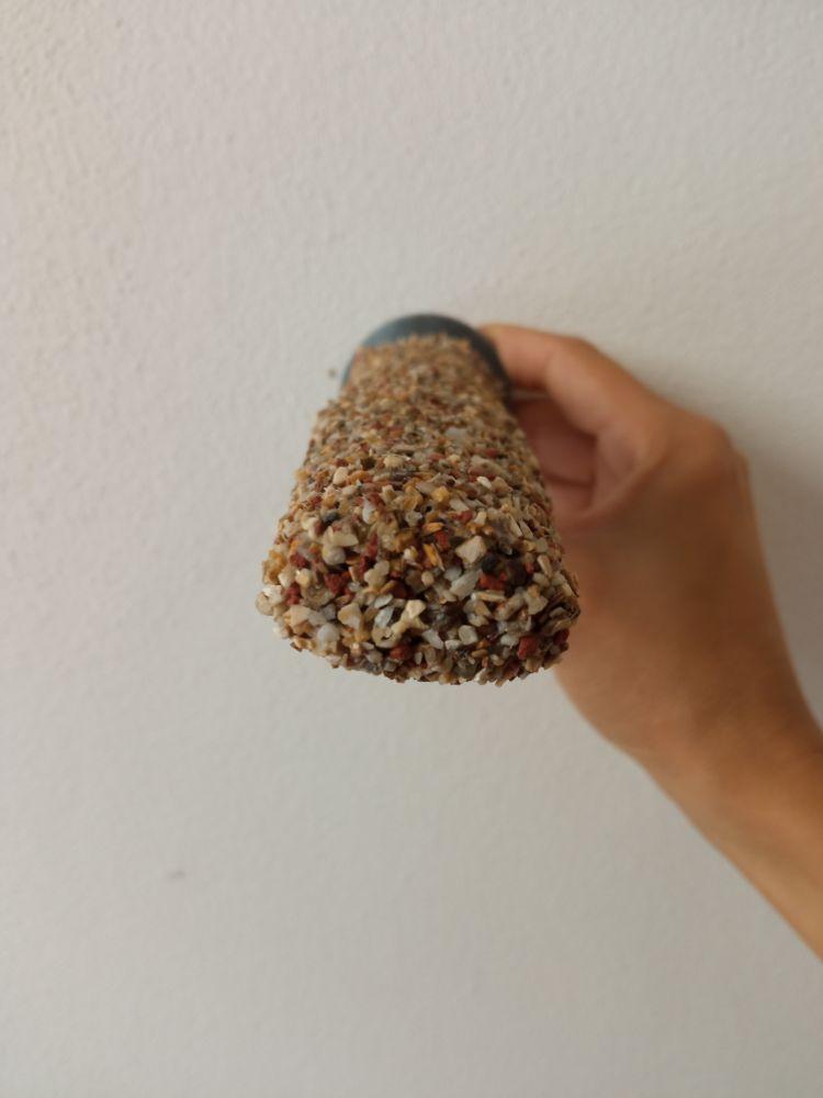 Brusné a okusové bidlo NANUK - 17 cm Ø 3,5 x 2