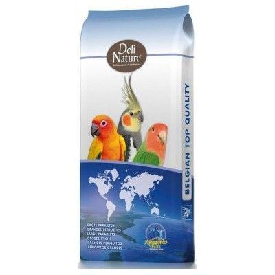 Papoušek Červenokřídlý - 20 KG