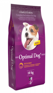 OPTIMAL DOG – HOVĚZÍ 10 KG