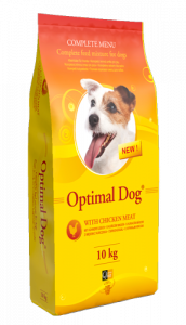 OPTIMAL DOG – KUŘECÍ 10 KG